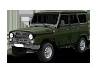 Покраска и кузовной ремонт УАЗ
