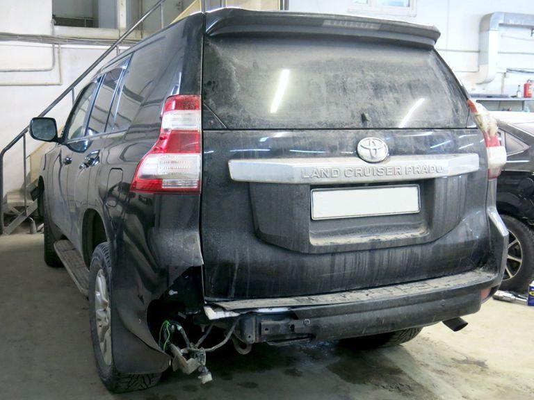 Кузовной ремонт Тойта Ленд Крузер Прадо - до 1