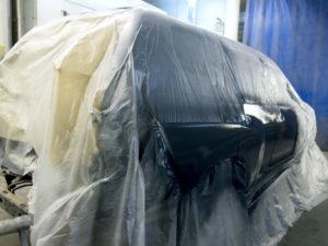 Кузовной ремонт Тойота Ленд Крузер Прадо