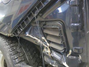 кузовной ремонт хендай айикс 35 - 1