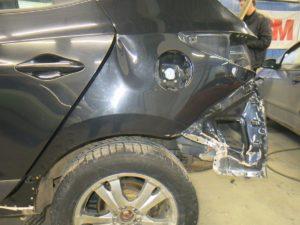 кузовной ремонт хендай айикс 35 - 3