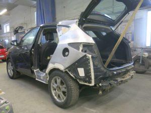кузовной ремонт хендай айикс 35 - 5