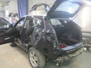кузовной ремонт хендай айикс 35 - 6