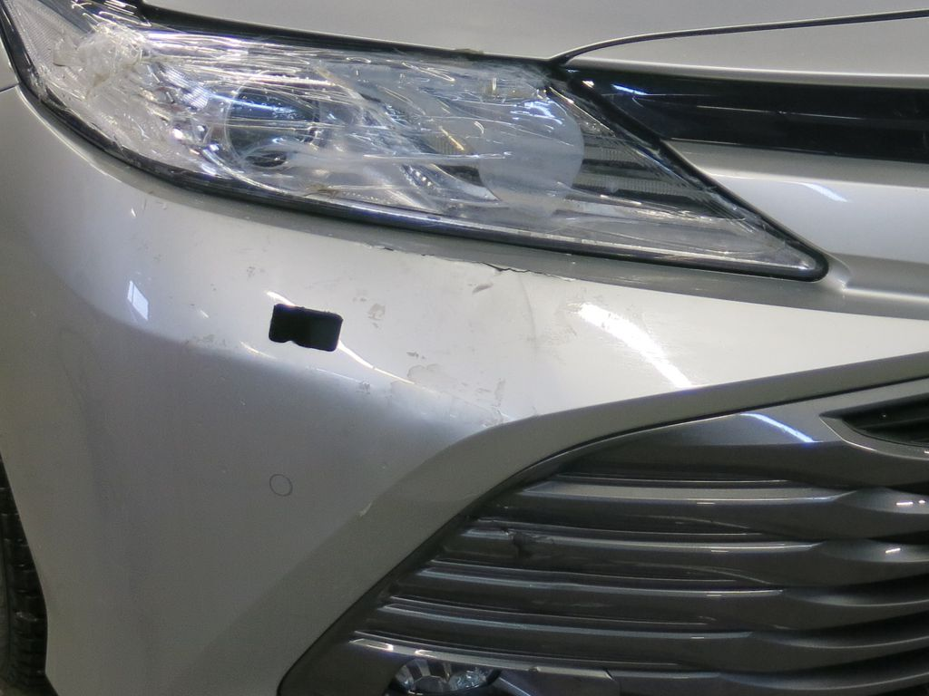 Ремонт бампера Тойота Камри