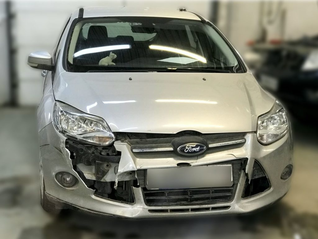 Кузовной ремонт Форд Фокус 2 в Нижнем Новгороде