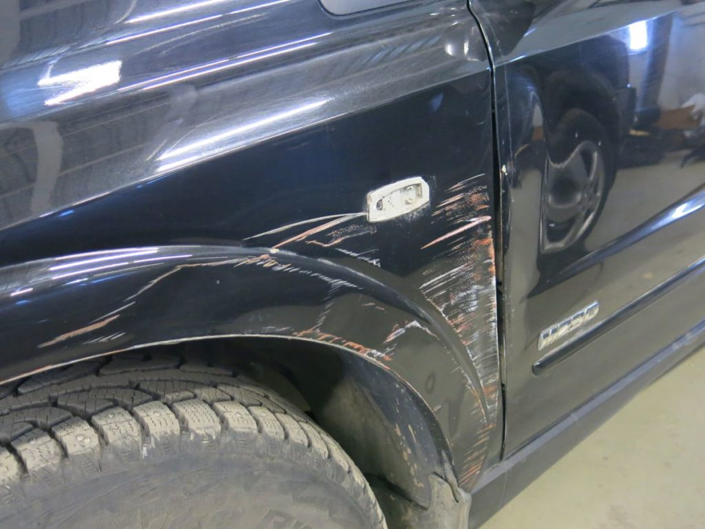 Кузовной ремонт Кайрон