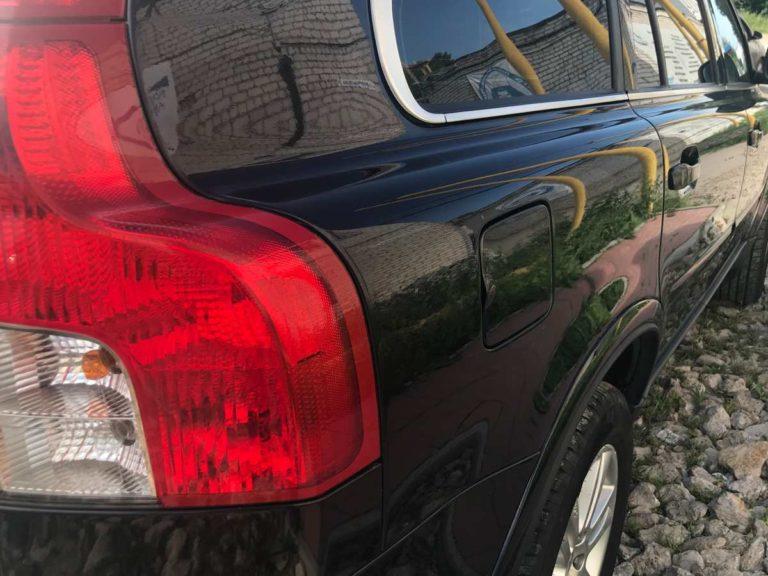 Кузовной ремонт Вольво