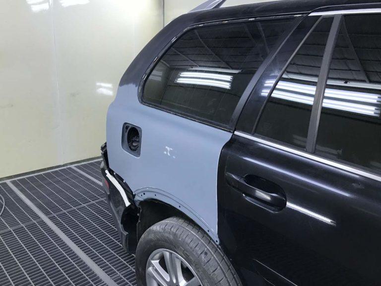 Подготовка к покраске Вольво XC90